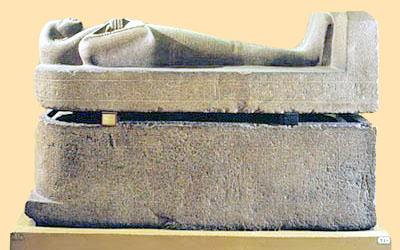 Os Sarcofagos